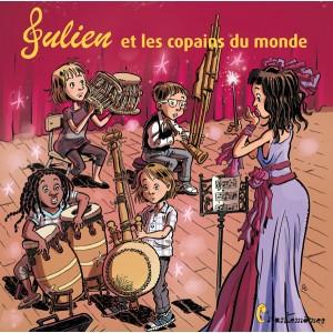CD Julien et les copains du monde