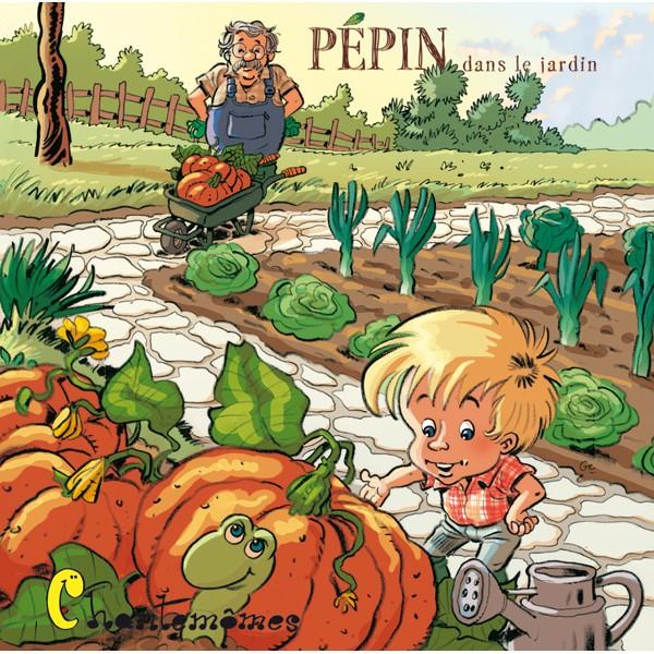 Cd p pin dans le jardin plan tem mes for Jardin dans le 78