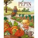 Livre Pépin dans le jardin