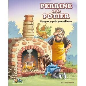 Livre Perrine et le potier