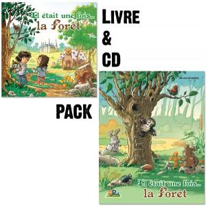 Pack Il était une fois... la forêt