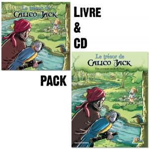 Pack Le trésor de Calico Jack