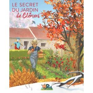 Livre Le secret du jardin du Clément
