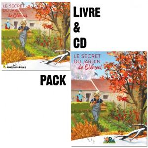 Pack Le secret du jardin de Clément